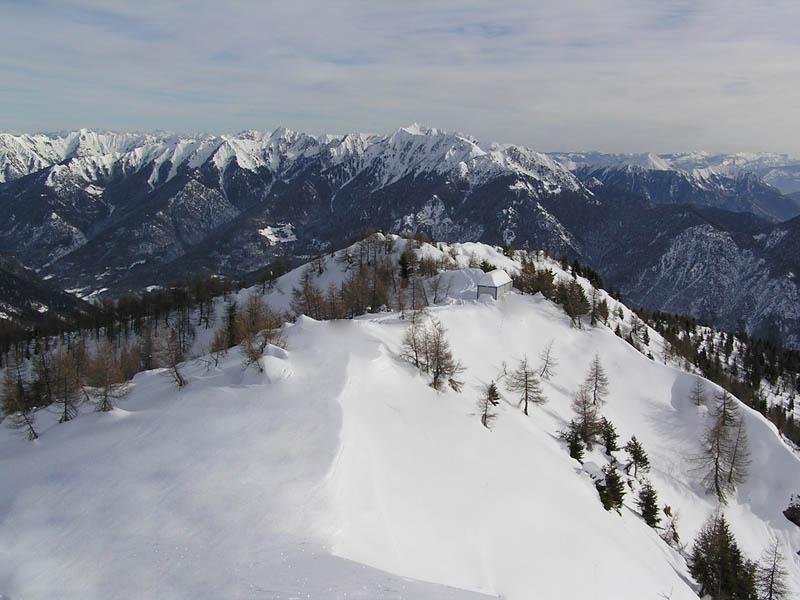 CAI Castiglione - Cima Maresse